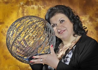 kartářka Ludmila Kartousková