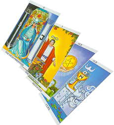 Tarot online: Velká Arkána